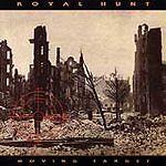 ROYAL HUNT - Moving Target  CD ln