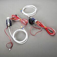 3DPrinter Extruder J-head Hotend Bowden E3D V6 For 1.75mm 0.3/0.4mm Filament Fan