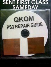 2 x 42mm x 42mm 1.2mm Thick C101 Copper PS3 Ylod Y.L.O.D Shims Repair Kit Guide