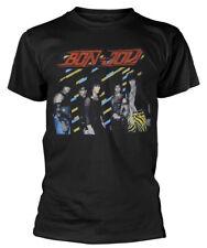 Bon Jovi 'Eighties' T-Shirt - NEW & OFFICIAL!
