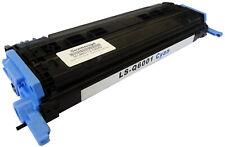 Toner para Hp Q6001a Color Laserjet 1600 2605 Dn 2605 Cm 1015 1017 MFP 2605 Dtn