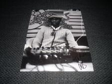 "ALOE BLACC signed Autogramm auf 20x25 cm Foto ""I NEED A DOLLAR"" InPerson LOOK"