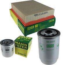 MANN-Filter Inspektions Set Ölfilter Luftfilter Kraftstofffilter MOLK-9732920