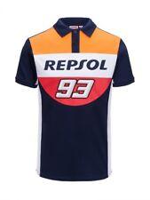 Marc Marquez 93 2018 Official Repsol Honda Polo Shirt - 18 18502