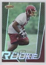 2005 Bowman's Best #96 Manuel White Washington Redskins RC Rookie Football Card