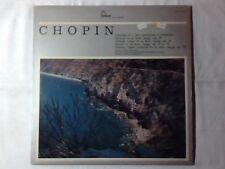 MANUEL ROSENTHAL Chopin Concerto n.1 per pianoforte orchestra pezzi solistici lp