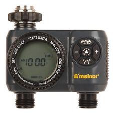 Melnor 33100 2-Zone Water Timer