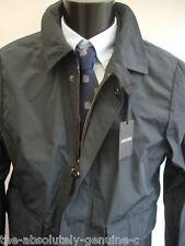 JAEGER Navy Blue Packable Jacket Sz LARGE rrp £199 BNWT