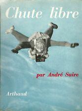 PARACHUTISME - AVIATION / CHUTE LIBRE -1958- 37 PHOTOS EN HELIOGRAVURE