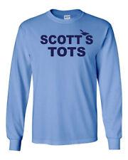 674 Scott/'s Tots Funny Adult Crew Sweatshirt