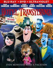 Hotel Transylvania NEW Bluray & DVD /case/cover-no digital 2013 Sandler Gomez