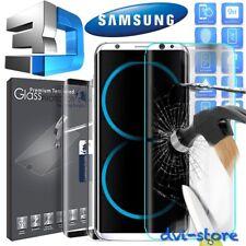 Pellicola Vetro Temperato Curvo 3D per Samsung Galaxy S8 / PLUS Proteggischermo