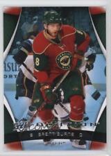 2009-10 Upper Deck Ovation #65 Brent Burns Minnesota Wild Hockey Card
