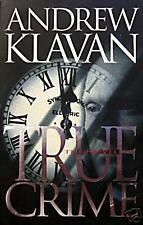 True Crime - Andrew Klavan - Large Paperback - 20% Bulk Book Discount