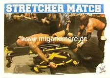 Slam ATTAX Mayhem #207 Stretcher Match