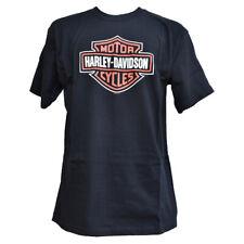 HD T-Shirt Bar&Shield Orange Texas Map Harley Davidson NEU