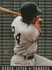 Asst Derek Jeter Baseball Card Lot (Pick Cards From List)