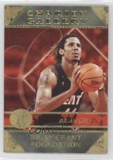 2000-01 Topps Gallery Charity #CG7 Brian Grant Miami Heat Basketball Card