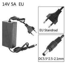5.5mm*2.5mm 8.5-48V AC to DC Source de courant Chargeur adaptateur Fiche EU Plug