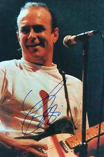"""Francis Rossi """"Status Quo"""" Autogramm signed 20x30 cm Bild"""