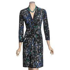 New $58 New York & Company Women's Jersey Print Dress - 3/4 Sleeve, Sizes XS/S/M