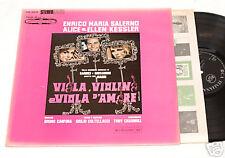GEMELLE KESSLER:LP-VIOLA VIOLINO..ORIG. TIALY 1967 EX+
