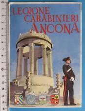 cartolina Marche - Ancona: Legione Carabinieri - 2643