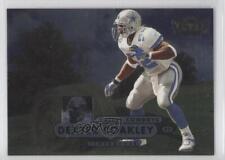 1998 Metal Universe #72 Dexter Coakley Dallas Cowboys Football Card