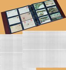 Einsteckblätter Blatt für XL-Album Postkartenalbum KOBRA AK11-AK26H 15 Varianten