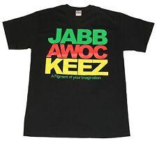 America's Best Dance Crew MTV Adult Jabbawockeez Dance Stack Logo Black T-shirt