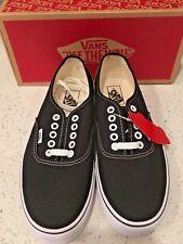 New VANS Authentic Black $38