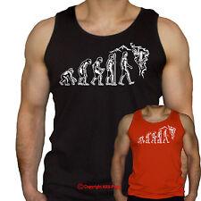 Evoluzione di arrampicata Arrampicata Bouldering Petzl BEAL PMI DMM Canotta T-shirt