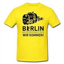 PUMA BVB Borussia Dortmund Ballspielfinale Berlin 2015 T-Shirt