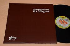PEPPINO DI CAPRI LP 1°ST ORIG 1971 NM ! NAPOLI IERI E OGGI-AUDIOFILI NM !!!!!!!!