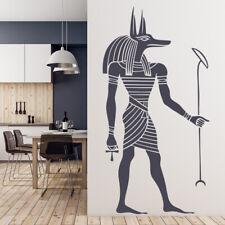 Egyptische Anubis Het oude Egypte Muursticker WS-18422