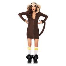 Monkey Costume Adult Halloween Fancy Dress