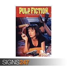PULP FICTION (1040) Photo Picture Poster Print Art A0 A1 A2 A3 A4