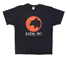 Lolcats Ho Black T-Shirt