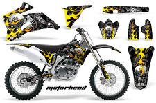 AMR RACING OFF ROAD MOTOCROSS DECAL GRAPHIC KIT YAMAHA YZ 250/450 F 06-09 MHK