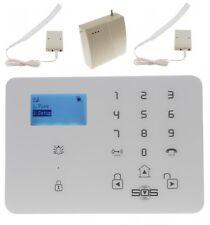 KP9 3G gsm sans fil de l'eau kit alarme 3