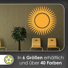 Sonnen Ornament Wandtattoo KIWISTAR waf0892 Aufkleber