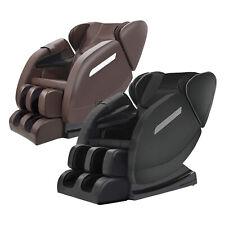 Electric Full Body Shiatsu Massage Chair Recliner Zero Gravity w/Heat, 3 yrs Wty