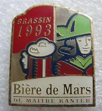 Pin's BRASSIN Biere de Mars de Maitre Kanter 1993 #1247