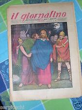 IL GIORNALINO#10-6 MARZO 1932-PIA SOCIETA' SAN PAOLO