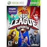 Big League Sports - Kinect - (Microsoft Xbox 360, 2011) Video Game