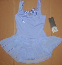 NWT Leo Dance Ballet Skirted Tank Leotard Dress Lilac Girls Sizes LD147CK