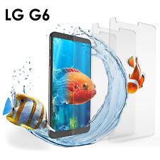 New 9H Ultra-HD Anti-Fingerprint Tempered Glass Screen Protector for LG G6 G5 G4