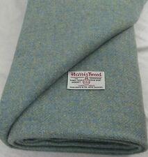 Harris Tweed Fabric & labels 100% wool Craft Material - various Sizes code.feb64