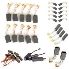 Escobillas de Cepillo Carbono del Motor eléctrico para destornillador Set