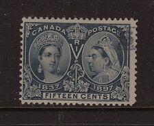 Canada  58   used lite cancel  catalog  $190.00